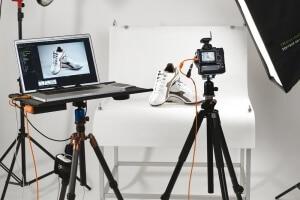 Mitarbeiterschulung Produktfotografie e-commerce