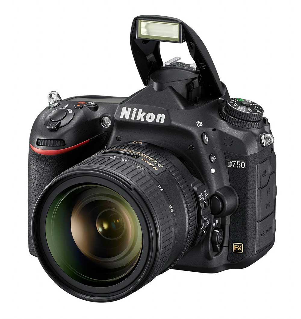 Meine Menüeinstellungen der Nikon D750