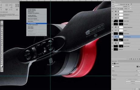 Photoshop Seminar für Unternehmen